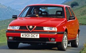 Alfa Romeo 155 V6 (167) (UK) '1992 - 93