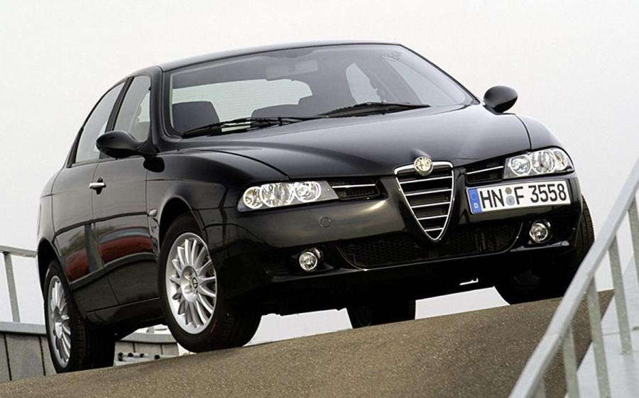 Alfa Romeo 156 Black Edition (932A) '2003