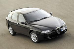 2003 Alfa Romeo 156 Sportwagon Black Edition