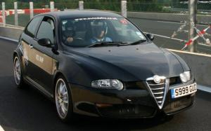 Alfa Romeo 147 GTA AM Super 2007 года
