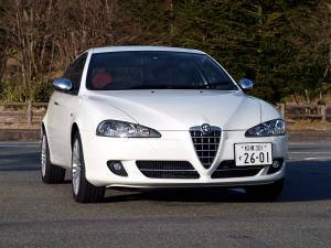 2008 Alfa Romeo 147 White Edition
