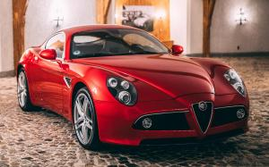 Alfa Romeo 8C Competizione Limited Edition by Touring Superleggera '2008