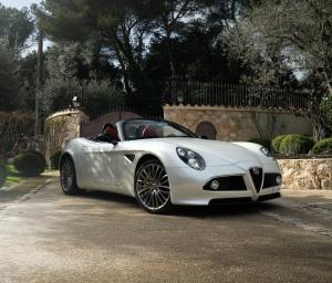 2010 Alfa Romeo 8C Spider Limited Edition by Touring Superleggera