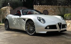 Alfa Romeo 8C Spider Limited Edition by Touring Superleggera (126/500) '2010