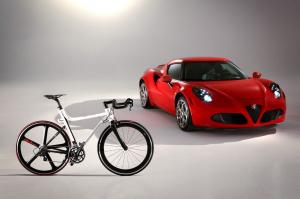 Alfa Romeo 4C IFD Bicycle 2013 года