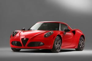 Alfa Romeo 4C Launch Edition 2013 года