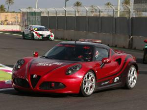 Alfa Romeo 4C WTCC Safety Car 2014 года