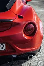 Alfa Romeo 4C Launch Edition 2015 года (AU)