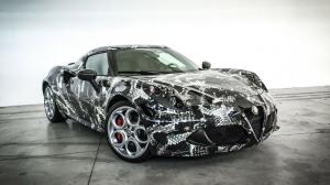 Alfa Romeo 4C by Garage Italia Customs 2016 года