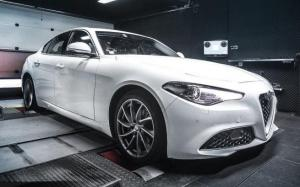 Alfa Romeo Giulia by BR-Performance 2016 года
