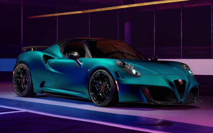 Alfa Romeo 4C Zeus by Pogea Racing (003) '2019