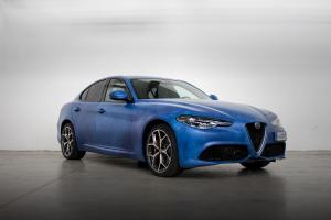 2019 Alfa Romeo Giulia Veloce Grand Tour by Garage Italia Customs