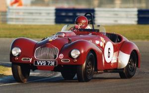 1952 Allard K2 Roadster Race Car