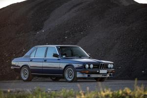 Alpina B7 S Turbo 1981 года