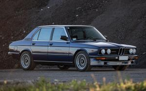 Alpina B7 S Turbo 1981 года (JP)
