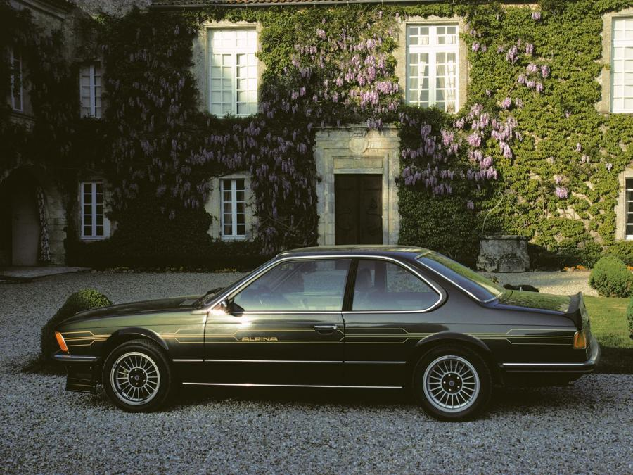 Alpina B7 S Turbo Coupe