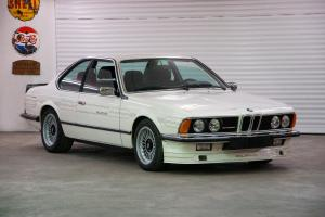 1984 Alpina B7 Turbo Coupe/1