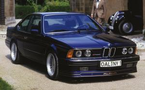 Alpina B7 Turbo Coupe/1 1984 года