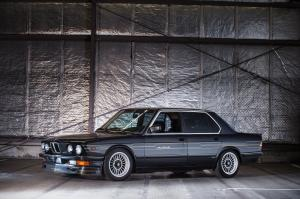 1984 Alpina B7 Turbo