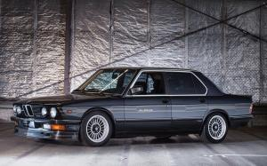 Alpina B7 Turbo 1984 года