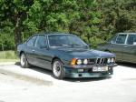 Alpina B10 3.5 Coupe 1985 года