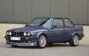 Alpina B3 2.7 Coupe 1987 года