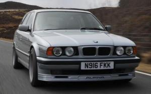 Alpina B10 4.6 Touring (E34) (UK) '1994 - 96
