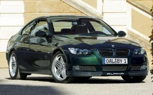Alpina B3 Bi-Turbo Coupe (E92) (WW) '2007 - 09