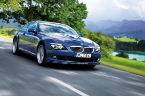 Alpina B6 S Coupe 2007 года