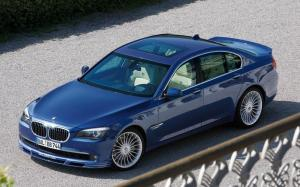 Alpina B7 Bi-Turbo (F01) (WW) '2009 - 12
