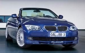 Alpina B3 S Bi-Turbo Cabrio 2010 года