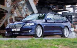 Alpina D5 Bi-Turbo Touring 2011 года