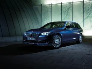 Alpina B5 Bi-Turbo Touring 2013 года