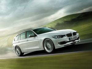 Alpina D3 Bi-Turbo Touring 2013 года