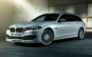 Alpina D5 Bi-Turbo Touring 2013 года