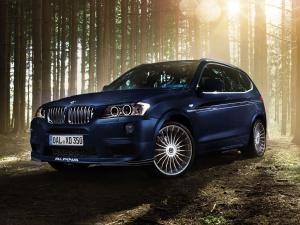 Alpina XD3 Bi-Turbo 2013 года