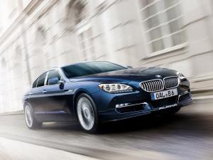 Alpina B6 Bi-Turbo Gran Coupe 2014 года