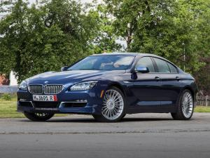 Alpina B6 xDrive Gran Coupe 2014 года
