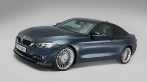Alpina D4 Bi-Turbo Coupe 2014 года