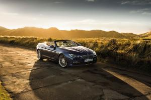 Alpina B6 Bi-Turbo Cabrio 2015 года