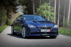 Alpina B6 xDrive Gran Coupe 2015 года