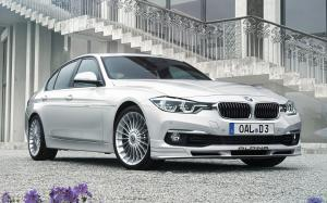 Alpina D3 Bi-Turbo Limousine