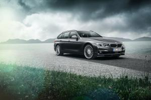 Alpina D3 Bi-Turbo Touring 2015 года