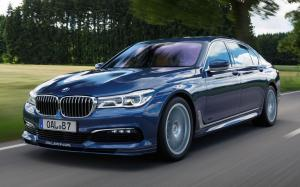 Alpina B7 Bi-Turbo Allrad 2016 года (WW)