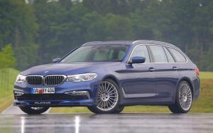 Alpina B5 Bi-Turbo Touring 2017 года (WW)
