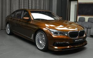 Alpina B7 Bi-Turbo Allrad 2017 года (UAE)