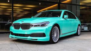 Alpina B7 Bi-Turbo 2019 года