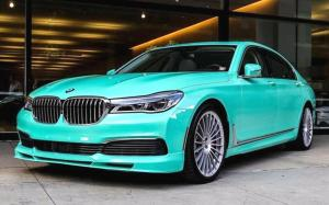 2019 Alpina B7 Bi-Turbo Mint Green (NA)