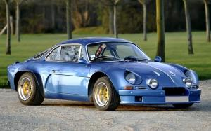 Renault Alpine A110 1300 Group 4 1971 года