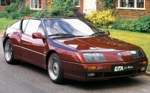 Renault Alpine GTA V6 Turbo Le Mans (UK) '1990 - 90